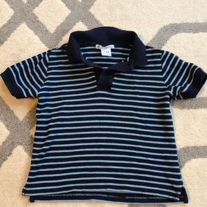 Janie and Jack polo. Size 2t